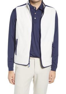 Peter Millar Men's Seaside Fleece Vest