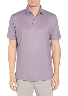 Peter Millar Multi Birdseye Stretch Jersey Polo