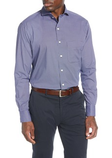 Peter Millar Night Sky Regular Fit Button-Up Shirt