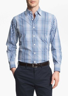 Peter Millar Regular Fit Sport Shirt (Tall)