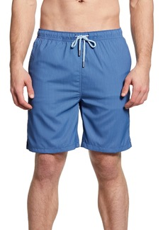 Peter Millar Roanoak Herringbone Swim Trunks
