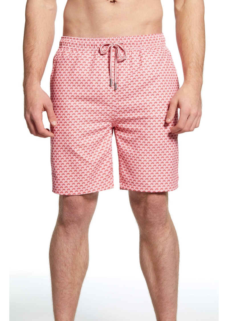 Peter Millar Scallop Swim Trunks
