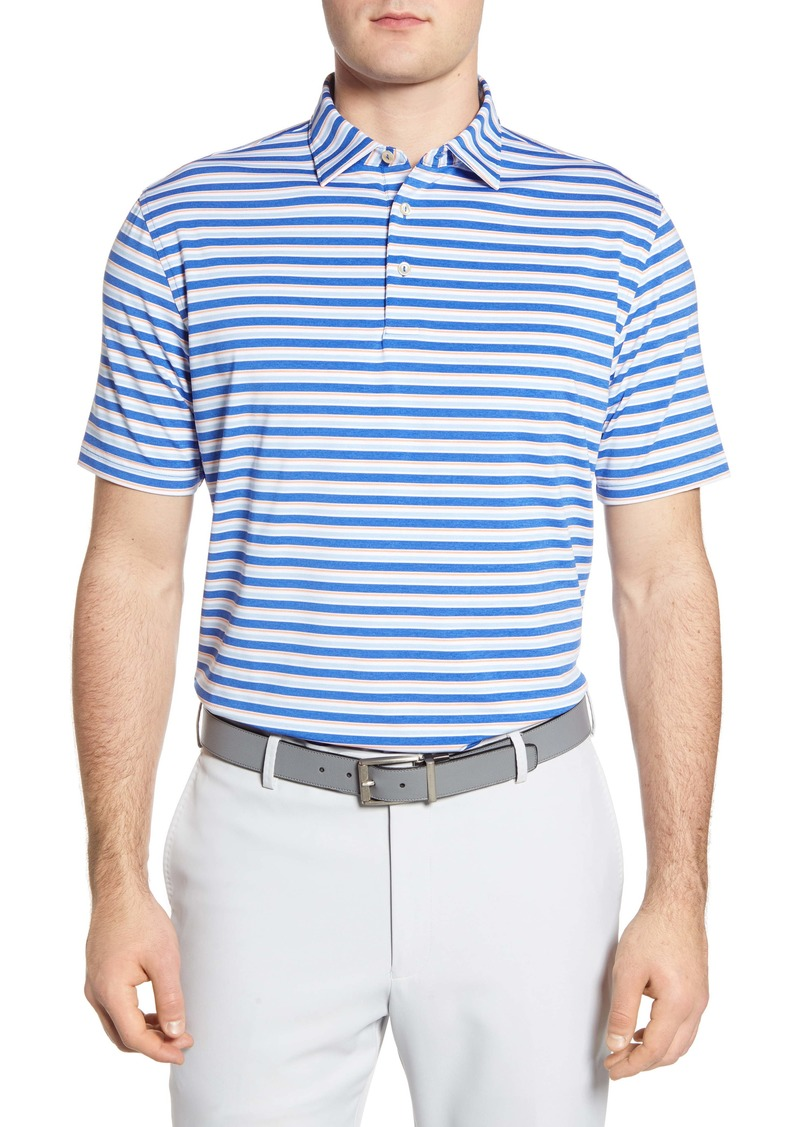 Peter Millar Sean Stretch Jersey Polo