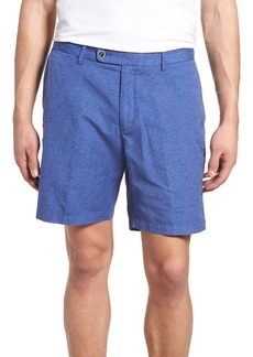 Peter Millar Seaside Tidal Print Shorts