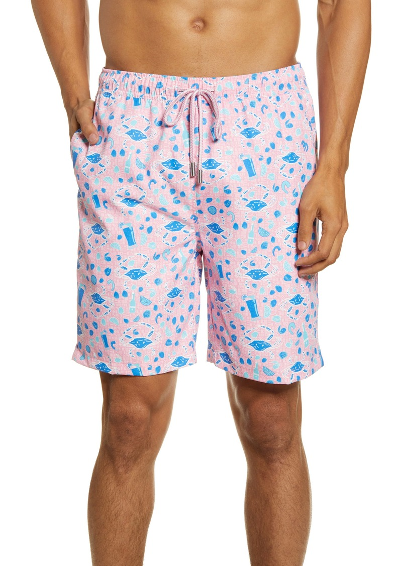Peter Millar Shuck and Shandy Swim Trunks