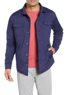 Peter Millar Snap Front Jacket