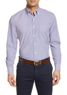 Peter Millar Sullivan Check Shirt