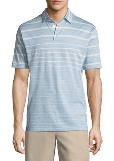 Peter Millar Summer Swells Striped Polo Shirt