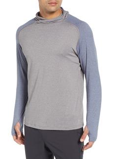 Peter Millar Tech T-Shirt Hoodie