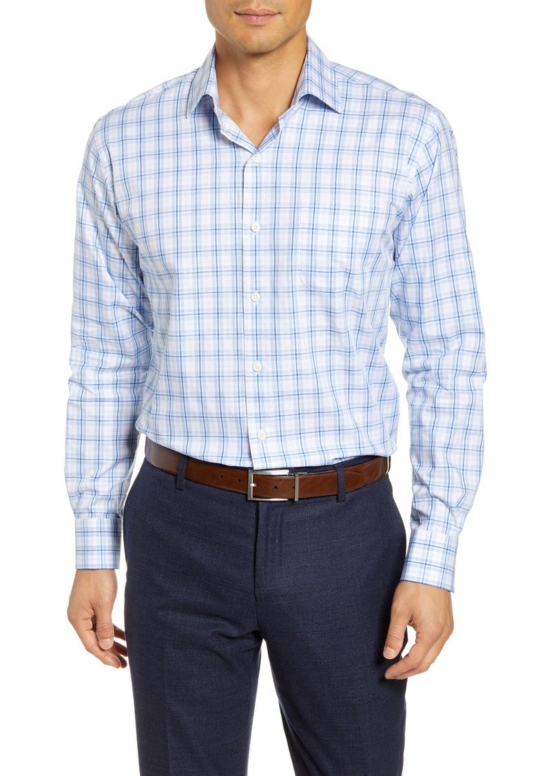 Peter Millar Warren Regular Fit Tartan Plaid Shirt