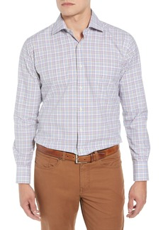 Peter Millar Whittier Heights Check Sport Shirt