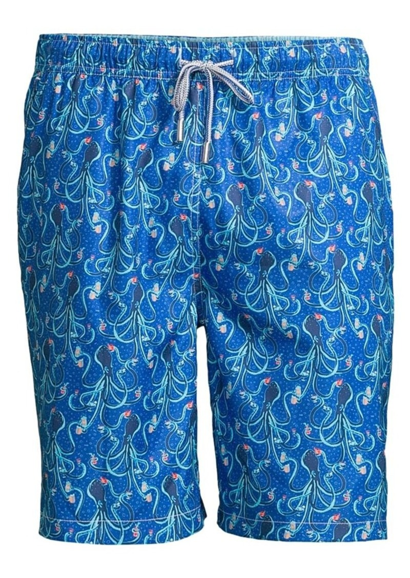 Peter Millar Regular-Fit Eight Deep Swim Trunks