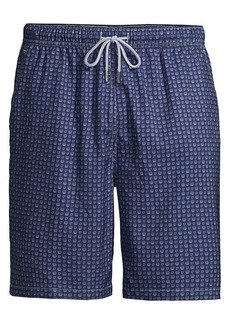 Peter Millar Shell Neat Swim Trunks