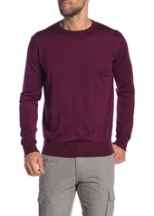 Peter Millar Wool & Silk Crew Neck Sweater