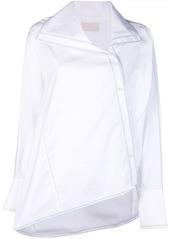 Peter Pilotto asymmetric button shirt