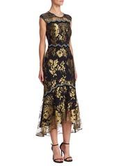 Peter Pilotto Lace Sheath Dress