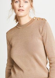 Petit Bateau Crew Neck Pullover Sweater