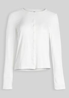 Petit Bateau Spring Linen Cardigan
