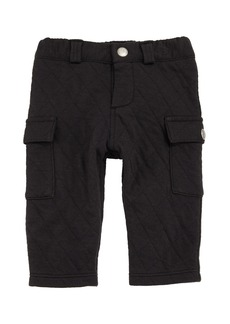 Petit Bateau Tarde Quilted Cargo Pants