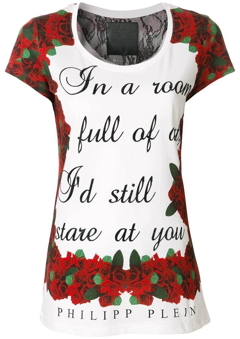 Philipp Plein Art T-shirt