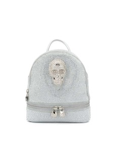 Philipp Plein crystal-embellished backpack