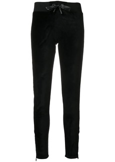 Philipp Plein embellished panel track pants