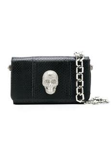 Philipp Plein embellished skull tote bag