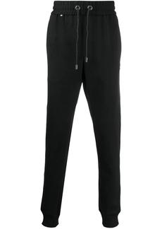 Philipp Plein embellished slim-fit track trousers