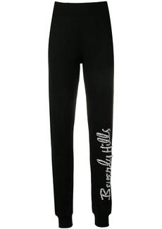 Philipp Plein embellished track trousers