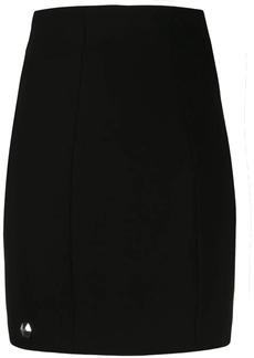 Philipp Plein high-wasted skirt