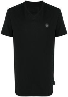 Philipp Plein Istitutional V-neck T-shirt