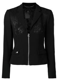 Philipp Plein lace panel jacket