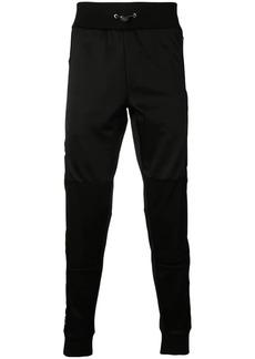 Philipp Plein logo stripe track trousers
