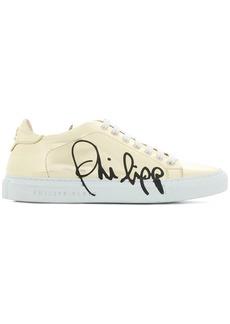 Philipp Plein logo tennis sneakers