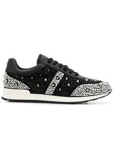 Philipp Plein low-top embellished sneakers