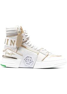 Philipp Plein Phantom high-top sneakers
