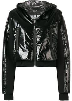 Philipp Plein printed puffer jacket