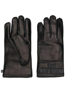 Philipp Plein short-length gloves