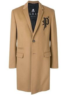Philipp Plein single breasted coat