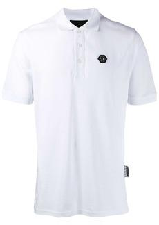 Philipp Plein SS Flame polo shirt