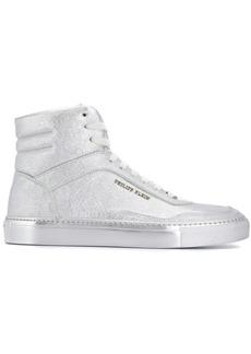 Philipp Plein Statement hi-top sneakers