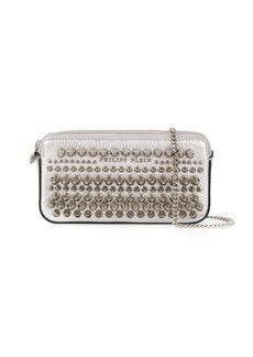 Philipp Plein stud-embellished mini shoulder bag