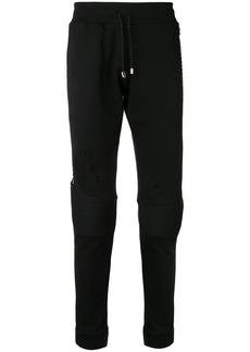 Philipp Plein studded track pants