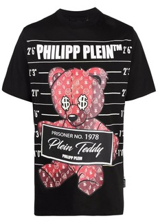 Philipp Plein teddy bear-print T-shirt