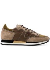 Philippe Model Tropez velvet sneakers