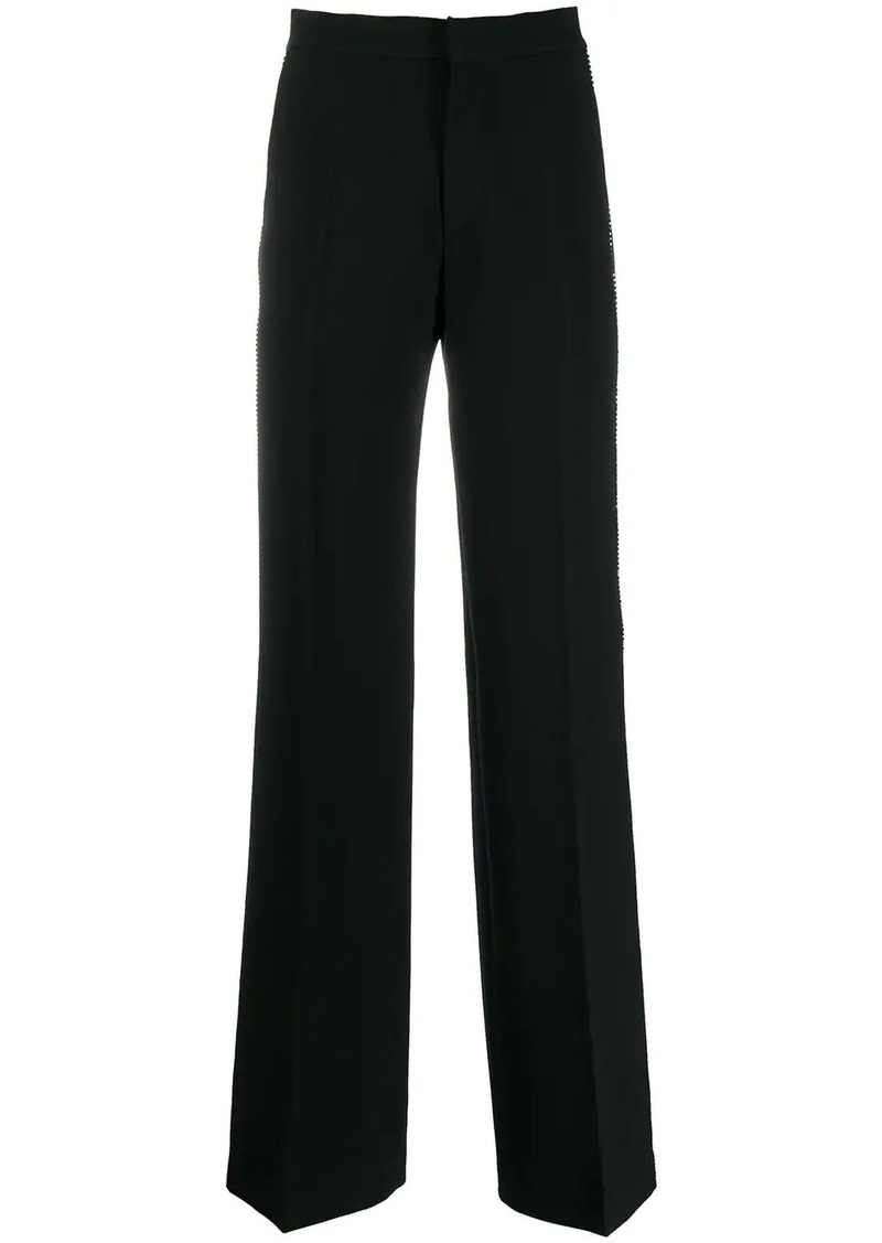 Philosophy classic flared trousers
