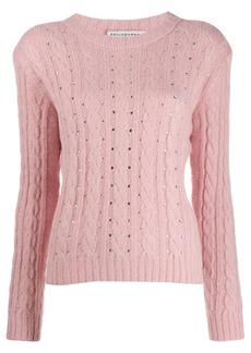 Philosophy embellished sweater