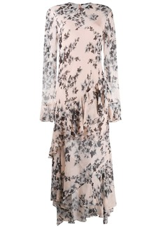 Philosophy Fantasy print maxi dress