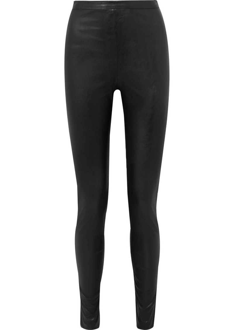 Philosophy Faux Leather Leggings