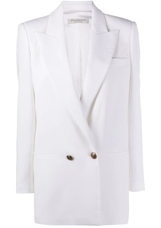Philosophy fitted double-breasted blazer